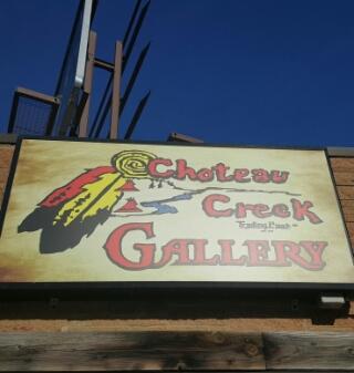 Choteau Creek Trading Post