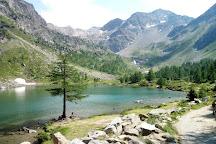 Lago d'Arpy, Morgex, Italy