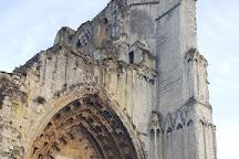 Ruines de l'Abbaye Saint-Bertin, Saint-Omer, France
