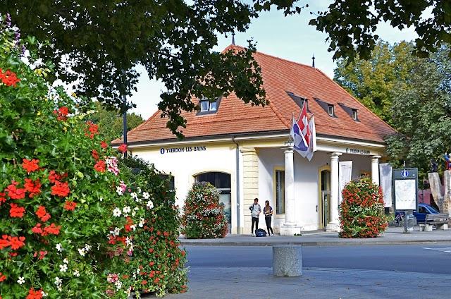 Office du Tourisme de Grandson