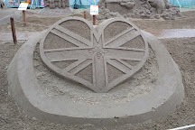 Weston Sand Sculpture Festival, Weston super Mare, United Kingdom