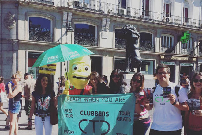 CLUBBERS Madrid Free Tours & Pub Crawl, Madrid, Spain