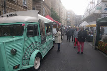 Whitecross Street Market, London, United Kingdom