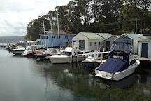 Wagonga Inlet Cruises, Narooma, Australia