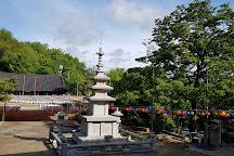 Bongwonsa Temple, Seoul, South Korea