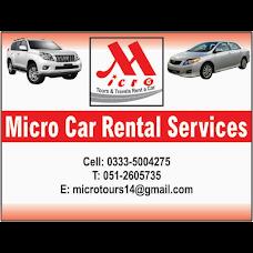 MICRO RENT A CARS ISLAMABAD PAK