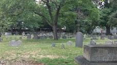Central Burying Ground boston USA
