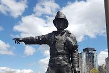 Canadian Fire Fighters Memorial, Ottawa, Canada
