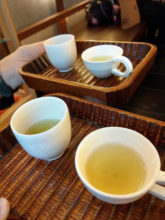 Tea Ginza Uogashimeicha Ginza