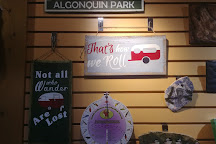 Algonquin Visitor Centre, Algonquin Provincial Park, Canada