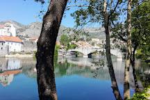 Trebisnjica River, Trebinje, Bosnia and Herzegovina