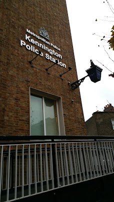 Kennington Police Station london