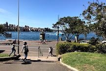 Dawes Point Park, Sydney, Australia