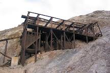 Keane Wonder Mine, Death Valley National Park, United States