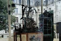 Horloge Astronomique du Frere Bernardin, Ploermel, France