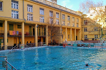 Lukacs Thermal Bath and Swimming Pool, Budapest, Hungary