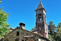 Santuario della Madonna di Corzano, San Piero in Bagno, Italy