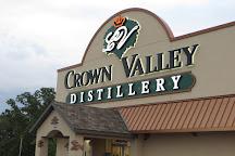 Crown Valley Distillery, Branson, United States