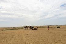Kubuqi Desert, Ordos, China