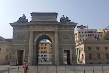 Piazza Gae Aulenti, Milan, Italy