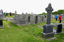 Na Seacht Teampaill (The Seven Churches), Inishmore, Ireland
