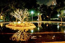 Gan Meir Park, Tel Aviv, Israel