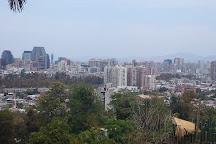 La Chascona, Santiago, Chile