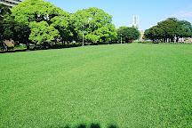 Yamashita Park, Yokohama, Japan