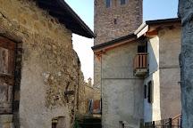 Torre del Barbarossa, Mandello del Lario, Italy