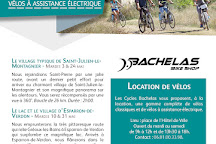 Bachelas Bike Shop, Manosque, France