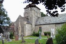 St Nicolas Church Old Shoreham, Shoreham-by-Sea, United Kingdom