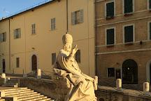 Piazza del Plebiscito di Ancona, Ancona, Italy