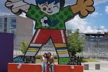 Centro Interactivo Mundo Futbol, Pachuca, Mexico