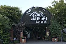 Park & Tilford Gardens, North Vancouver, Canada
