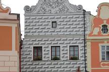 Telcsky dum, Telc, Czech Republic