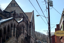Episcopal Parish of St. Mark and St. John, Jim Thorpe, United States