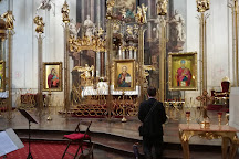 Klementinum, Prague, Czech Republic