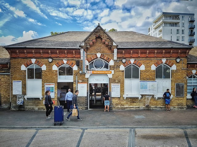Walthamstow Central London Underground Station