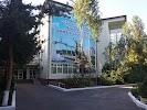 Правительственная поликлиника №2, улица Олой, дом 2 на фото Ташкента