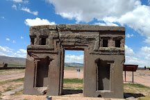 Puerta del Sol, Tiahuanaco, Bolivia