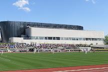 Musashino Forest Sport Plaza, Chofu, Japan
