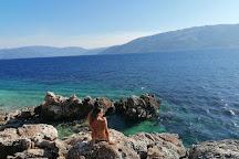 Aspros Gialos Beach, Agios Ioannis, Greece