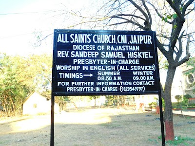 All Saints Church ( CNI ), Jaipur
