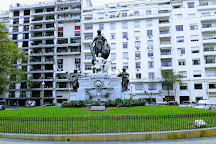 Monumento a Carlos Pellegrini, Buenos Aires, Argentina
