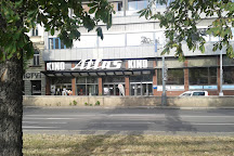 Atlas Kino, Prague, Czech Republic