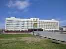 Дом правительства Сахалинской области на фото Южно-Сахалинска