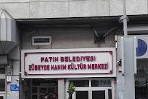 Zubeyde Hanim Kultur Merkezi, Istanbul, Turkey