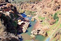 Cascades d'Ouzoud, Azilal, Morocco