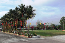 Choo Kong Soo Yin Chinese Temple, Kluang, Malaysia