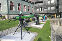 The Polar Museum (Polarmuseet), Tromso, Norway